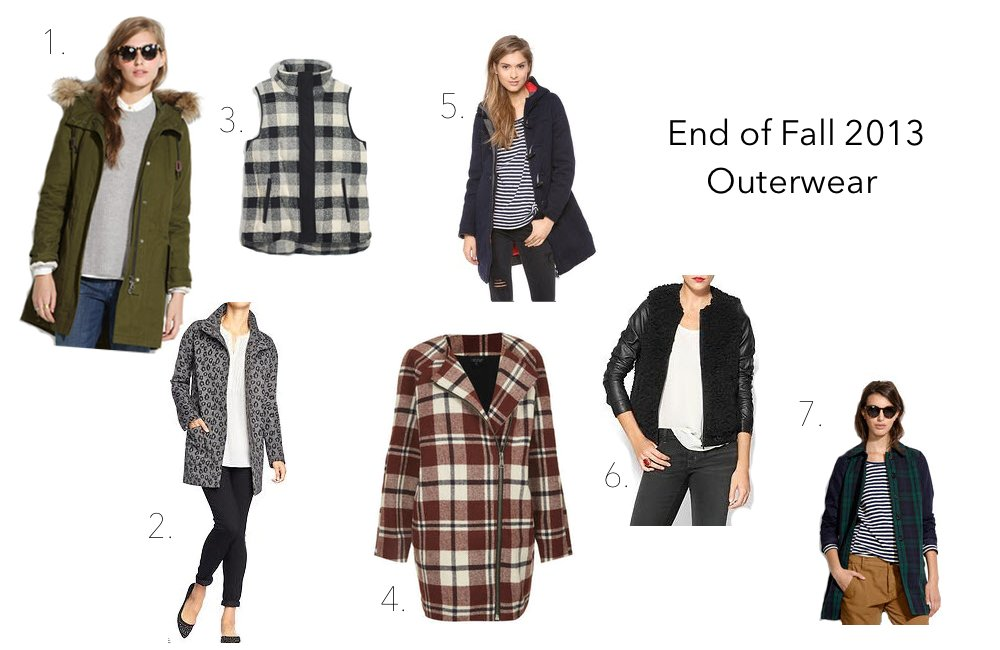 Blog 2013 Outerwear